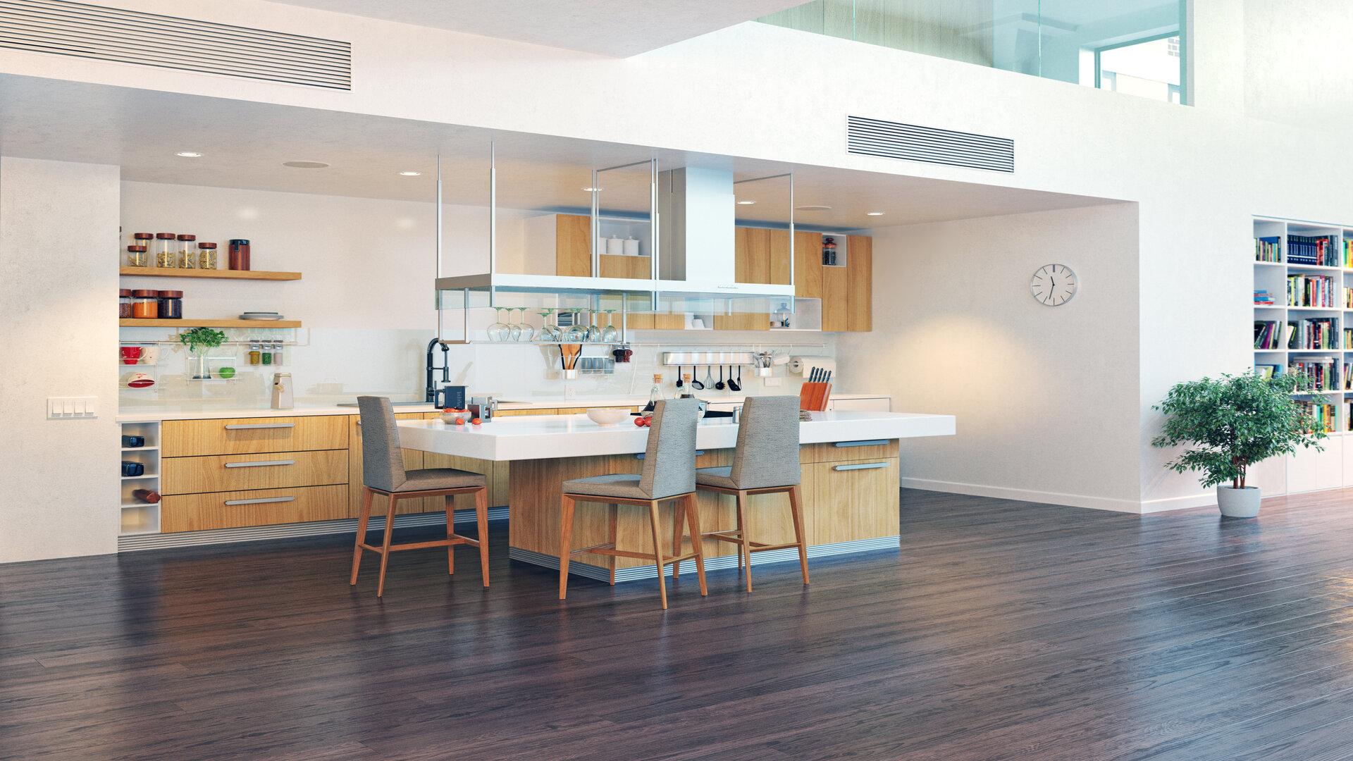Personnaliser son style d'habitat en utilisant le bois